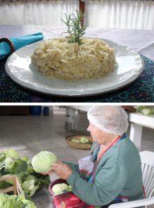 """Um dos pratos mais tradicionais da culinária alemã, o Sauerkraut – ou, o famoso """"Chucrute"""""""