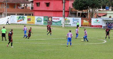 Muitos gols na abertura do Campeonato Intermunicipal de Futebol Master