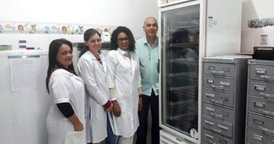 Prefeitura Marechal Floriano adquire câmara de refrigeração para conservar vacinas