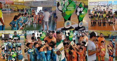 Super 7 de Futsal reúne mais de 50 atletas em Marechal Floriano
