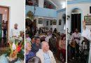 Festas em três comunidades no próximo domingo, dia 22