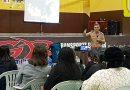 4º Batalhão do Corpo de Bombeiros Militar realiza palestra de prevenção em Marechal Floriano