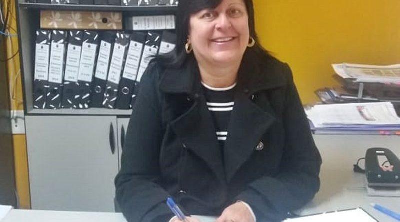 secretária municipal de Controle Interno, Solange Lemke Lampier
