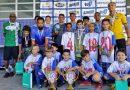 Meninos do futsal de Marechal Floriano são campeões do Torneio Interestadual na Grande Vitória