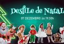 Venha participar do 1º desfile do Natal Luz de Marechal Floriano