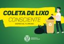 Coleta de lixo consciente